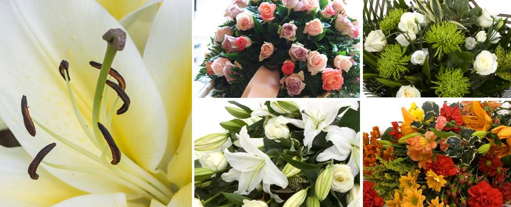Funeral Flowers | Flower Letters | Swinton, Salford and Manchester